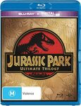 [Backorder] Jurassic Park: Trilogy Collection Blu-Ray $10.00 + Delivery ($0 with Prime / $39 Spend) @ Amazon AU