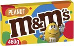 2x M&M's Peanut Gift Box, 460g $12 + Delivery ($0 with Prime/ $39 Spend) @ Amazon AU