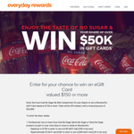 Win a $150 Woolworths eGift Card from Everyday Rewards