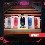 Win a Hex RGB Computer Mouse (Worth $39) from Gorilla Gaming