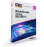 Bitdefender Total Security - 5 Computers, 6 Month License $0 (Free) @ Sharewareonsale