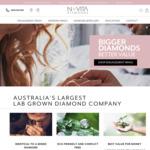 Spend $2500/$5000/$10000/$20000, Get $120/$250/$600/$1500 Voucher @ Novita Diamonds