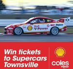 Win One of Five Double Passes to Supercars Townsville