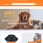Up to 40% off ZIWI, K9, Royal Canin and More + $10 Delivery (Free with $69 Spend) @ Bundi Pet (Online Only)