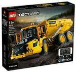 LEGO Technic 6x6 Volvo Articulated Hauler 42114 $209.00 Delivered @ Target & Amazon AU