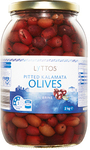 Kalamata Olives 2kg $9.99, Pickled Jalapenos 1.95kg $7.99, Nutella 900g $8.99 @ ALDI