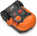 WORX WR139E 20V Landroid Robot Lawn Mower 500m² $1121.96 (RRP $1499) Delivered @ Amazon AU