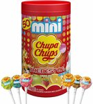 Chupa Chups Best of Mini 50 Lollipops 300g $5.50 ($4.95 Sub & Save) + Delivery ($0 with Prime/$39 Spend) @ Amazon AU