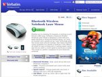 Verbatim Bluetooth Mouse $14 @ Rejectshop