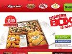 Pizza Hut - 2 Large Classics for $10, Promo Code