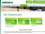 MetroTas - Bus Service - Free GreenCard + $5 Credit, Normally $10 Just for The Card (TASMANIA)