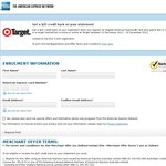 American Express Australia - Target Offer $25 Credit on Statement on $50 or over Spend