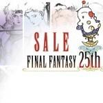 Final Fantasy PSN Sale - 50% off