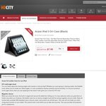 ACASE iPad 2/3/4 Case with Sleep/Awake Function for $7.9 Delivered. WAS $39.9+Delivery