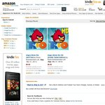Angry Birds Rio Free for February on Amazon App Store