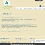 Heavily Discounted Vaccination, Microchipping, Dental and Desexing for Pets Sydney SW
