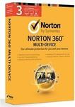 $0.50 Profit - Norton 360 Multi Device V1.0 3 Devices Pickup from JB Hi-Fi