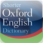 iOS - Shorter Oxford English Dictionary (Was $59.99 > $29.99) Now $3.79