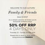 Oroton Family & Friends Sale 50% off