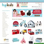 Hip Kids 5% Discount on All Items