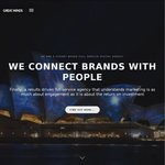 Australian Web Hosting - $5/Year for The First 150 Customers via Great Minds Agency