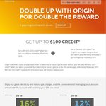 Origin Esaver Plan- up to 16% off Electricity and 12% Gas. Get $50/ $100 Credit Signup NSW Only