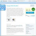 Paragon Bundle (NTFS, HFS, EXT) $29.95 USD 60% off