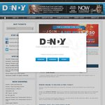 Free 12 Month Membership to Club Dendy (Normally $18)
