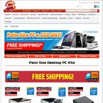 Free Shipping on a Range of Computer and Electrical Goods, Prices from $45 @ Shopping Express