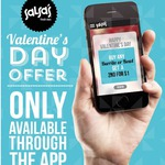 Salsa's - Buy Any Burrito or Bowl, Get The Second One for $1 (14th Feb Only Via Smartphone App)