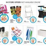BIG W Drop Zone Clearance Round 3. Kitchen Appliances, Home Improvement, Outdoor Furniture etc