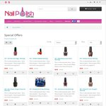 OPI Nail Polish - $9.95 + Delivery @ Nailpolish.com.au