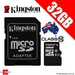 Kingston 32GB Micro SDHC Class 10 $13.95, Samsung EVO 64GB $28.95 @ Shopping Square