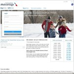 American Airlines Points: up to 75,000 Bonus Miles