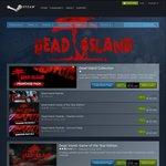 [PC] Steam - Dead Island Collection $8.02