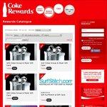 Coke Rewards -  JB Hi-Fi  $200 Vouchers: $10/ $25/ $50/ $100/ $200 for 200/500/1000/2000/4000 Tokens
