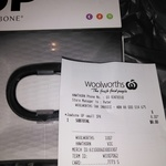 Woolworths In-Store - Jawbone Up $8