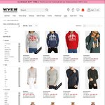 MYER Extra 50% off Men, Womens & Childrens Knitwear & Sweaters Extra 40% off Jackets & Coats