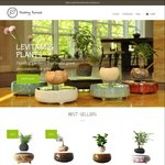 $40 off Levitating Bonsai Trees (Starting at $159 after Discount) + Free Shipping @ Floating Bonsai