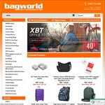 Bagworld 5% Discount Coupon
