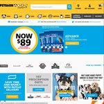 Minimum 25% off Your Next Online Purchase at Petbarn
