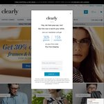 20% off Contacts and Glasses at Clearly (Min. Spend $99) and Free Shipping