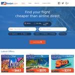 Melbourne to London Return Virgin via Bestjet $1121 July 2017