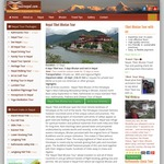 Nepal Tibet Bhutan Tour - 10% off (AUD $6980) for The 8th Oct Departure @ Itournepal.com