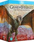 Game of Thrones - Season 1-6 [Blu-Ray] [2016] [Region Free] GPB£51.07 (~AUD $87) Delivered @ Amazon UK