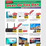 MSY Deals- D-Link DSL-2885A Wi-Fi AC1200 Modem Router $135, D-Link 500mbps Powerline Kit $49, D-Link Range Extendr $35, More