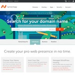 20% off Domains, Renewals, Hosting, SSL and Email @ Namecheap