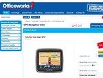 TomTom One Start GPS - $98 at Officeworks & BigW!