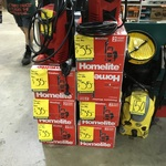 Homelite Pressure Washer $35. Reduced from $69. Clearance at Bunnings Campbelltown NSW