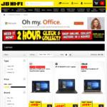 Acer Aspire Spin 5 $958.40, Acer Swift 3 $1037.60, Lenovo IdeaPad 520 $1119 + More @ JB Hi-Fi